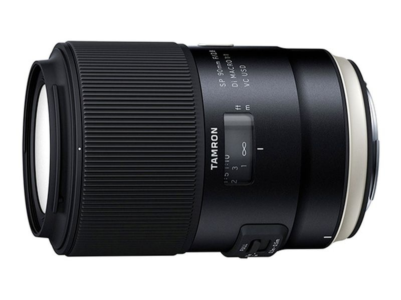 Tamron AF SP 90mm F/2.8 Di Macro 1:1 VC USD pro Canon