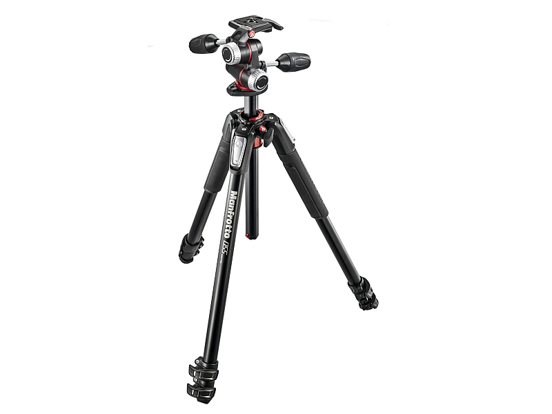 Manfrotto 055XPRO3 + X-PRO 3W