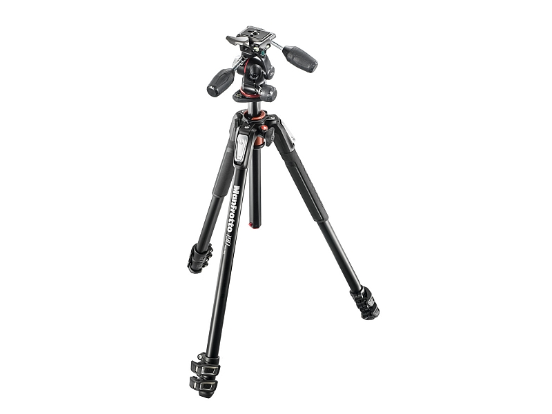 Manfrotto 190XPRO3 + X-PRO 3W
