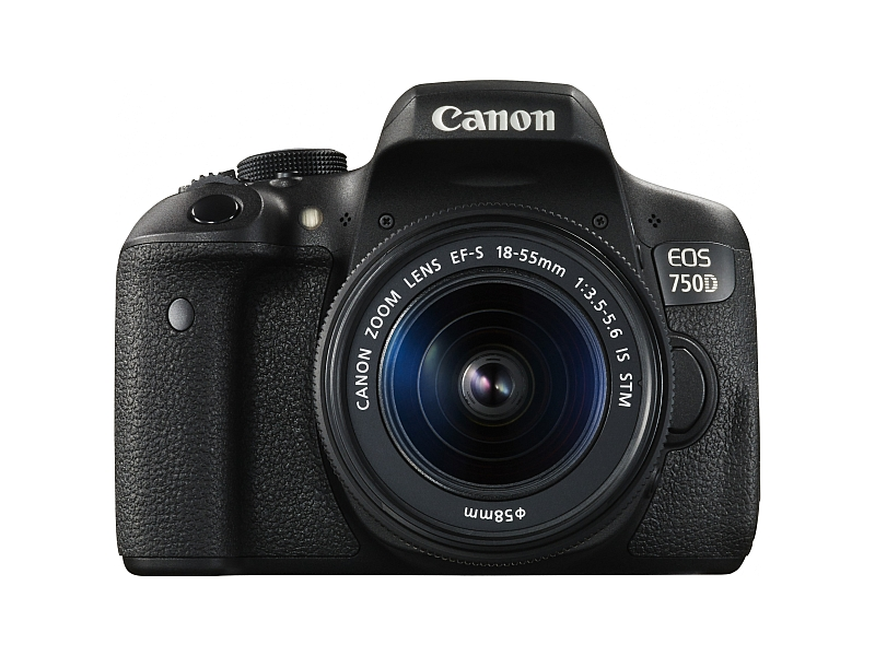 Canon EOS 750D + 18-55 mm IS STM