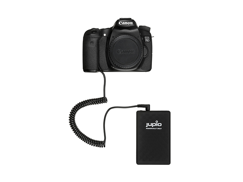 Jupio PowerVault DSLR - LP-E8