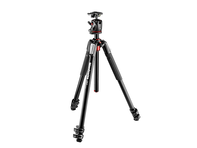 Manfrotto 055XPRO3 + XPRO BHQ2