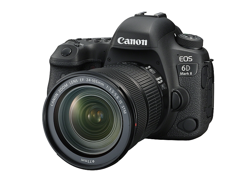 Canon EOS 6D Mark II + 24-105mm IS STM