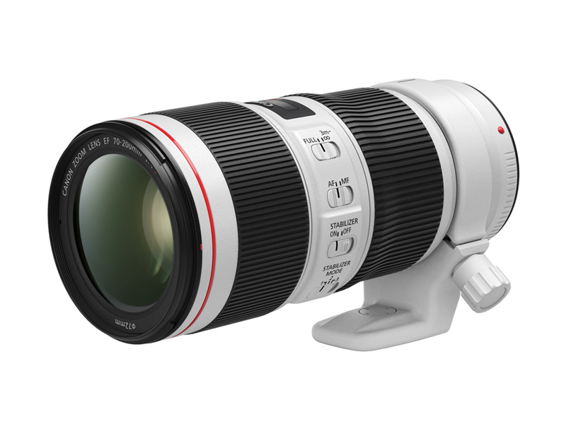 Canon EF 70-200mm f 4L IS II USM