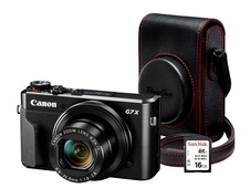 Canon PowerShot G7X Mark II Premium Kit