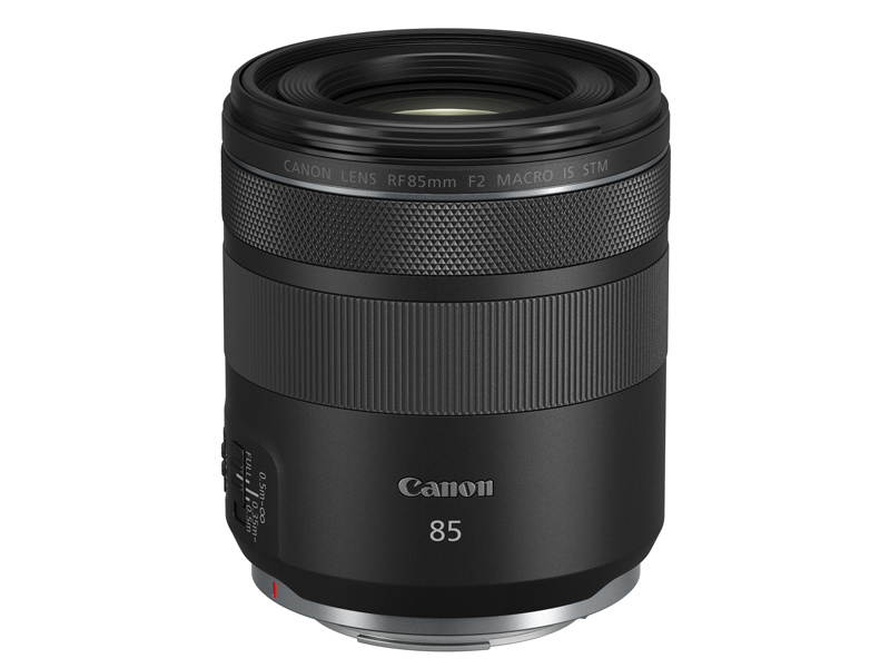 Canon RF 85mm f/2 Macro IS STM | Interfoto Pardubice