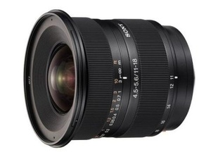 Sony DT 11-18mm F4,5-5,6