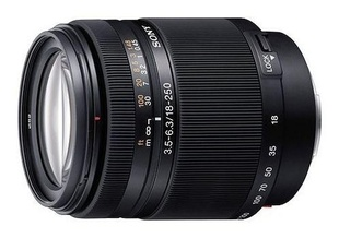 Sony DT 18-250mm F3,5-6,3