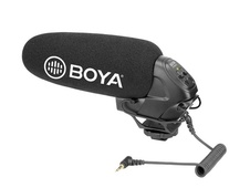 Boya BY-BM3031 Super-cardioid Shotgun