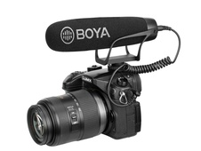 Mikrofon Boya BY-BM2021 Wired on-camera shotgun | Interfoto Pardubice