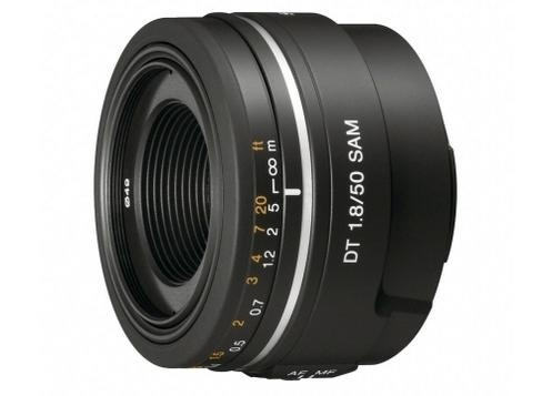 Sony DT 50 mm F1,8 SAM