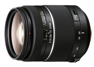 Sony 28-75 mm F2,8 SAM